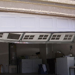 Garage Door Dented Panel Repair Oxnard