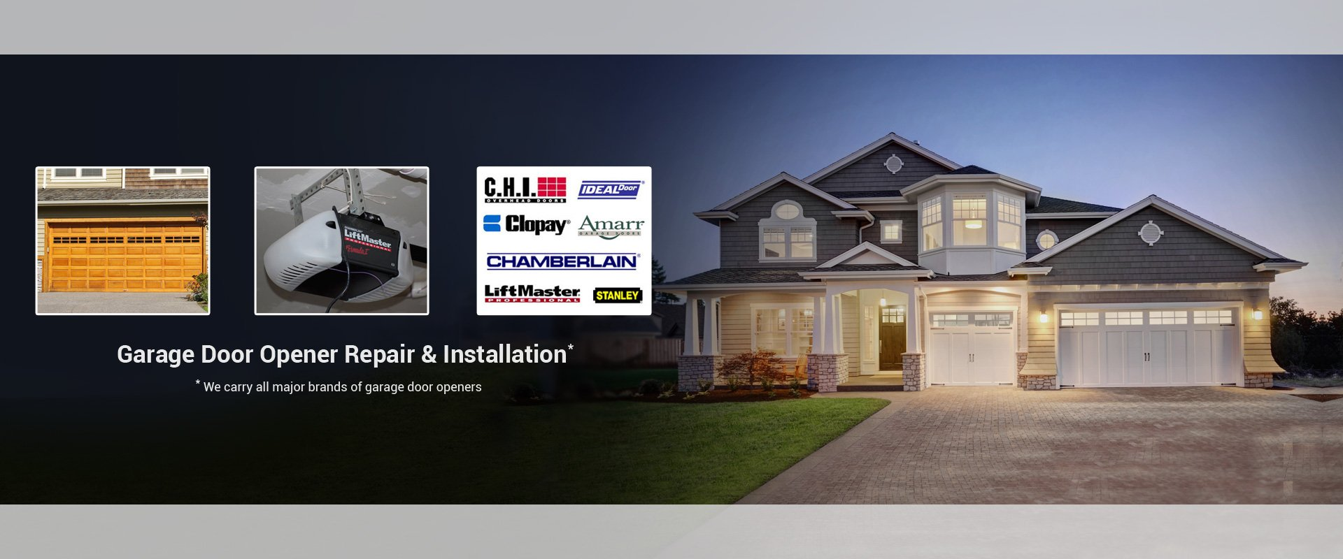 Garage Door Opener Repair And Installation Services Oxnard CA